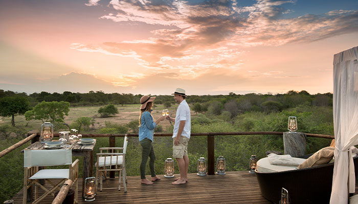 Safari wellbeing